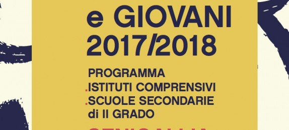 Presentazione Stagione Teatrale di Senigallia riservata alle Scuole