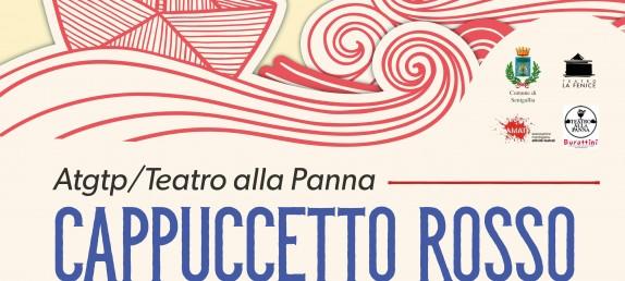 34^Stagione Teatro Ragazzi <br/> CAPPUCCETTO ROSSO