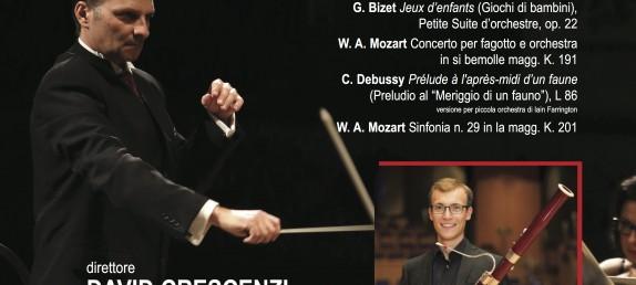 STAGIONE SINFONICA CHIARAVALLE <br/> Concerto NUANCES MOZART-BIZET-DEDUSSY