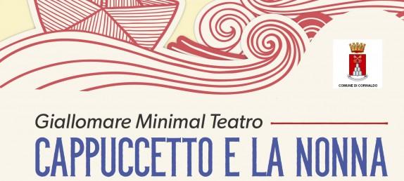 34^Stagione Teatro Ragazzi <br/> CAPPUCCETTO E LA NONNA