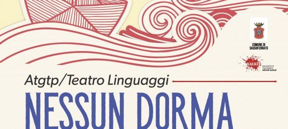 34^Stagione Teatro Ragazzi <br/> NESSUN DORMA