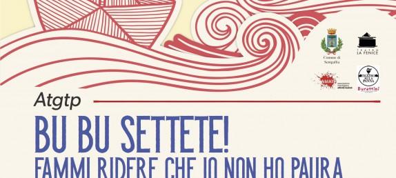 34^Stagione Teatro Ragazzi <br/> BU BU SETTETE!