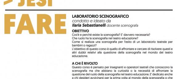 FORM>AZIONE DOCENTI – LABORATORIO SCENOGRAFICO