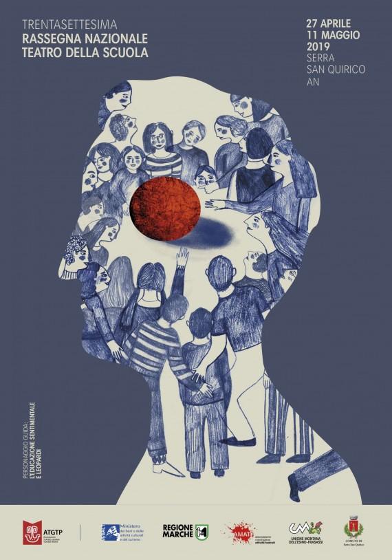 Rassegna Nazionale del Teatro della Scuola <br/> Serra San Quirico 27 aprile 11 maggio