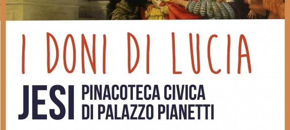 I Doni di Lucia > Pinacoteca Civica Palazzo Pianetti